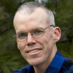 Author Bill McKibben