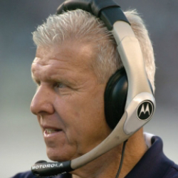 Author Bill Parcells