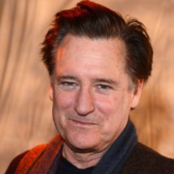 Author Bill Pullman