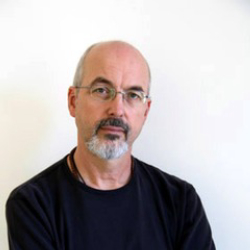 Author Bill Viola