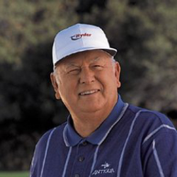 Author Billy Casper