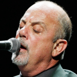 Author Billy Joel