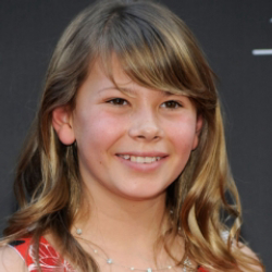 Author Bindi Irwin