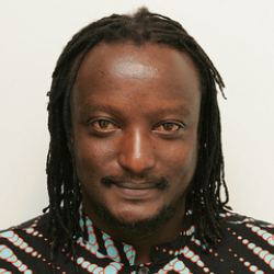 Author Binyavanga Wainaina