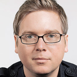 Author Biz Stone