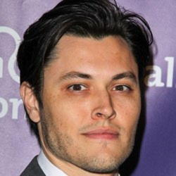 Author Blair Redford