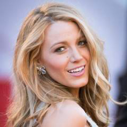 Author Blake Lively