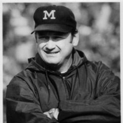 Author Bo Schembechler