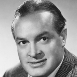Author Bob Hope