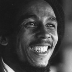 Author Bob Marley