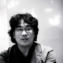 Author Bong Joon-ho