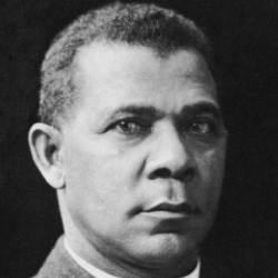 Author Booker T. Washington