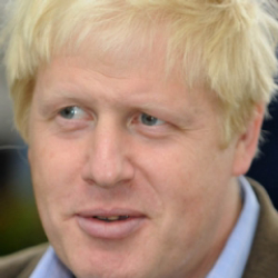 Author Boris Johnson