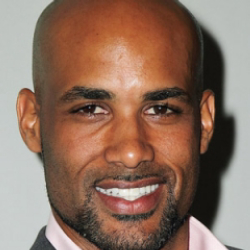 Author Boris Kodjoe