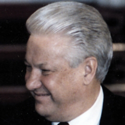 Author Boris Yeltsin