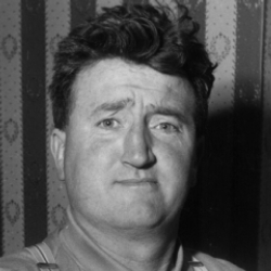 Author Brendan Behan