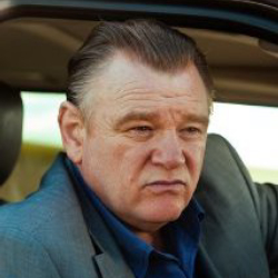 Author Brendan Gleeson