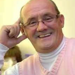 Author Brendan O'Carroll