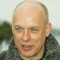 Author Brian Eno