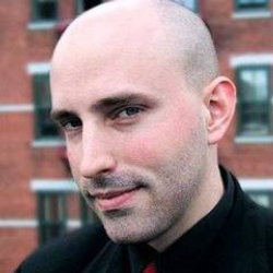 Author Brian K. Vaughan