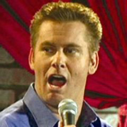 Author Brian Regan