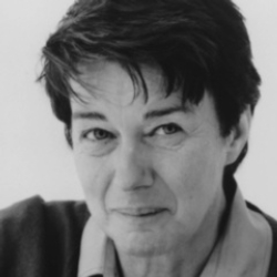 Author Bridget Riley