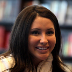 Author Bristol Palin