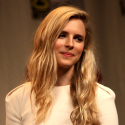 Author Brit Marling