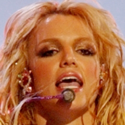 Author Britney Spears