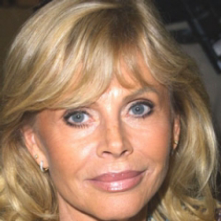 Author Britt Ekland