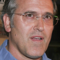 Author Bruce Campbell