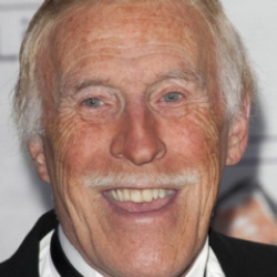 Author Bruce Forsyth
