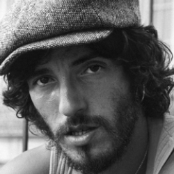 Author Bruce Springsteen