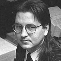 Author Bruce Sterling