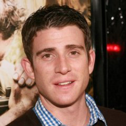 Author Bryan Greenberg