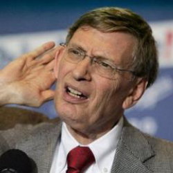 Author Bud Selig