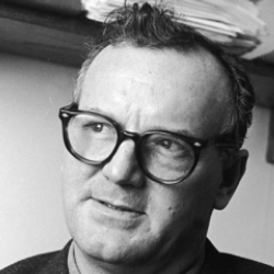 Author C. Wright Mills