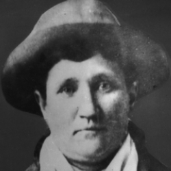 Author Calamity Jane