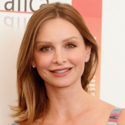 Author Calista Flockhart