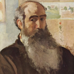 Author Camille Pissarro