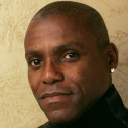 Author Carl Lewis