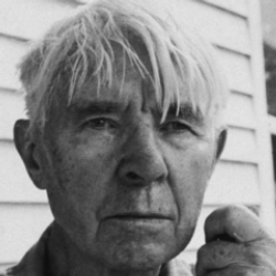 Author Carl Sandburg