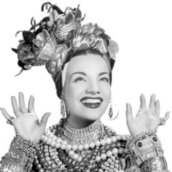 Author Carmen Miranda