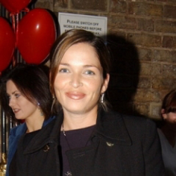 Author Caroline Corr