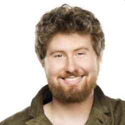 Author Casey Abrams
