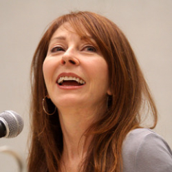Author Cassandra Peterson