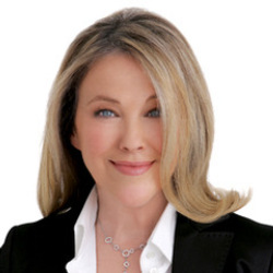 Author Catherine O'Hara