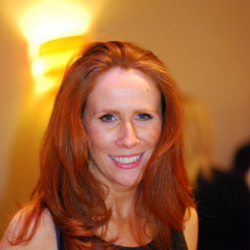Author Catherine Tate