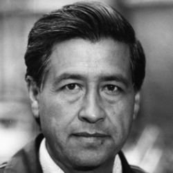Author Cesar Chavez