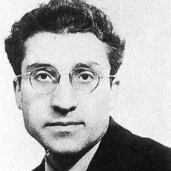 Author Cesare Pavese